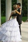 pares Novo-casados fotos de stock