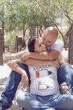 Pares preciosos mexicanos fotos de archivo libres de regalías