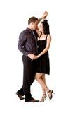 Pares românticos Fotografia de Stock Royalty Free
