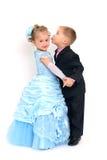 Pares românticos Imagem de Stock Royalty Free