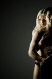 Pares 'sexy' Fotografia de Stock Royalty Free