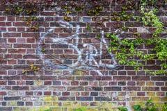 parete Fotografia Stock Libera da Diritti