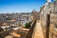 Parete antica a Gerusalemme Fotografia Stock Libera da Diritti