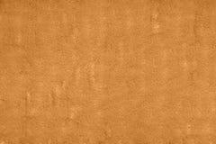 Parete arancio dell'arenaria in una vecchia casa spagnola illustrazione vettoriale