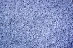 Parete blu del cemento di struttura di lerciume Copi lo spazio Fondo immagini stock