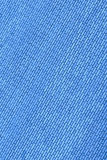 Parete blu fatta del mattone per gli ambiti di provenienza e le strutture Immagine Stock