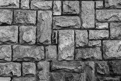Parete cladded pietra 5 Fotografia Stock Libera da Diritti