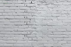 Parete colorata Grey dei mattoni Fotografia Stock