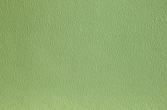 Parete con la pittura verde del modello della pittura immagine stock libera da diritti