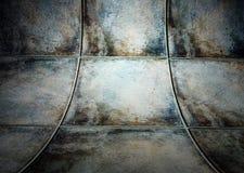 Parete con struttura delle mattonelle, interiore vuoto royalty illustrazione gratis