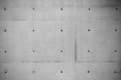 Parete concreta del cemento di lerciume Fotografia Stock