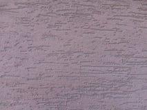 Parete d'allentamento rosa del cemento con le macchie Fotografia Stock Libera da Diritti