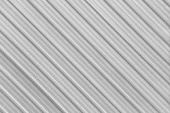 Parete d'argento di alluminio di superficie della fabbrica Immagini Stock