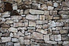 Parete dei blocchi colorati - struttura o backgroud Fotografia Stock