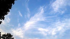Parete del cielo fotografie stock libere da diritti