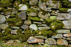 Parete del Cobble-stone immagine stock libera da diritti