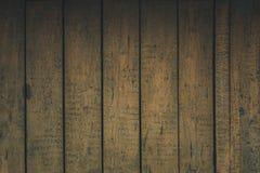 parete del fondo di struttura dei bordi di legno fotografie stock