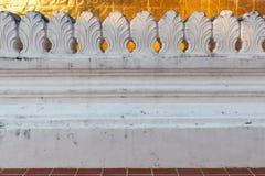 Parete del tempio Fotografia Stock
