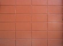 Parete dell'arancia colourful Fotografie Stock Libere da Diritti