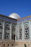 Parete della moschea Fotografia Stock