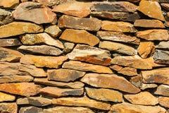 Parete della roccia Immagini Stock Libere da Diritti