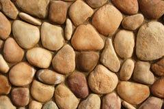 Parete della roccia Fotografia Stock