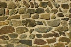 Parete delle pietre Immagini Stock Libere da Diritti