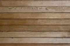 Parete delle plance di legno Immagine Stock