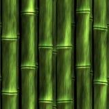 Parete di bambù illustrazione vettoriale