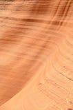 Parete di canyon increspata Fotografia Stock Libera da Diritti