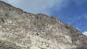 Parete di canyon sopra il fiume Snake 2 Immagini Stock Libere da Diritti