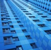 Parete di edilizia residenziale Fotografia Stock Libera da Diritti