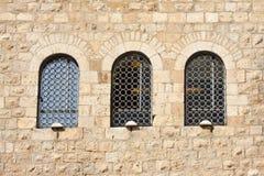 Parete di Gerusalemme Fotografia Stock
