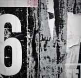 Parete di Grunge Fotografia Stock Libera da Diritti