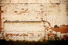 Parete di Grunge Fotografia Stock