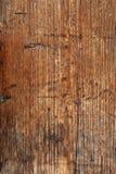Parete di legname esposta all'aria Fotografia Stock Libera da Diritti