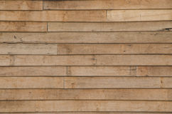 Parete di legno immagini stock