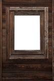Copyspace della finestra Fotografia Stock Libera da Diritti