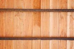 Parete di legno della pianta di Neem Fotografie Stock Libere da Diritti