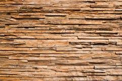 'Parete di legno di s Fotografia Stock