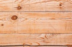 Parete di legno incrinata della barra Fotografia Stock