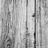 Parete di legno misera Immagini Stock Libere da Diritti