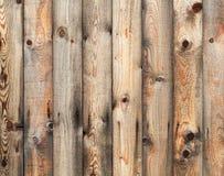 Parete di legno non colorata, struttura della foto del fondo Immagini Stock Libere da Diritti