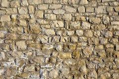 parete di pietra Fotografie Stock Libere da Diritti