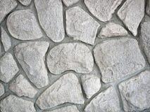 Parete di pietra Immagine Stock