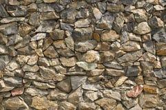 Parete di pietra. Fotografia Stock Libera da Diritti