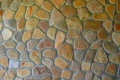 parete di pietra Immagini Stock Libere da Diritti