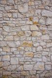 parete di pietra della priorità bassa astratta Immagini Stock Libere da Diritti