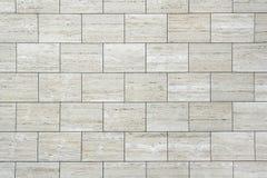 Parete di pietra di marmo Fotografia Stock