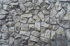 Parete di pietra, pietra, fondo Fotografie Stock